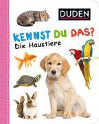Cover-Bild zu Duden 12+: Kennst du das? Die Haustiere