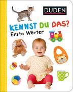 Cover-Bild zu Duden 12+: Kennst du das? Erste Wörter