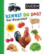 Cover-Bild zu Duden 12+: Kennst du das? Der Bauernhof