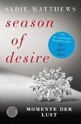 Cover-Bild zu Season of Desire von Matthews, Sadie