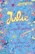 Cover-Bild zu Julie und der achte Himmel. Schlimmer geht's immer 05 von Düwel, Franca