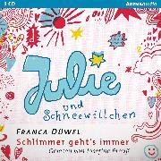 Cover-Bild zu Julie und Schneewittchen (Audio Download) von Düwel, Franca