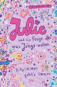 Cover-Bild zu Julie und die Frage, was Jungs wollen (eBook) von Düwel, Franca