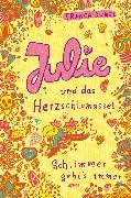Cover-Bild zu Julie und das Herzschlamassel (eBook) von Düwel, Franca