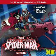Cover-Bild zu Marvel / Der ultimative Spider-Man - Folge 17: Agent Web/Süßes oder Magisches? (Audio Download) von Bingenheimer, Gabriele