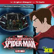 Cover-Bild zu Marvel / Der ultimative Spider-Man - Folge 18: Die Abschlussfeier 1 + 2 (Audio Download) von Bingenheimer, Gabriele