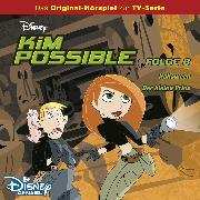 Cover-Bild zu Kim Possible Hörspiel - Folge 6: Halloween/Der kleine Prinz (Disney TV-Serie) (Audio Download) von Bingenheimer, Gabriele