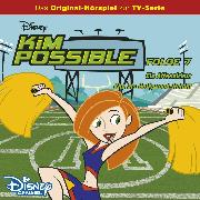 Cover-Bild zu Kim Possible Hörspiel - Folge 7: Ein Affenzirkus/Kim als Hollywood-Heldin (Disney TV-Serie) (Audio Download) von Bingenheimer, Gabriele