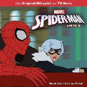 Cover-Bild zu Marvel / Spider-Man - Folge 2: Black Cat / Zeit für Party! (Audio Download) von Bingenheimer, Gabriele
