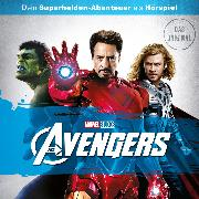 Cover-Bild zu The Avengers (Audio Download) von Bingenheimer, Gabriele