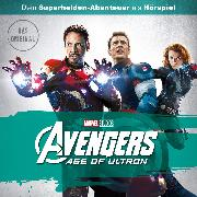 Cover-Bild zu Avengers - Age of Ultron (Audio Download) von Bingenheimer, Gabriele