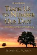 Cover-Bild zu Teach Us to Number Our Days (Soul*Sparks) (eBook) von McFadden, Steven