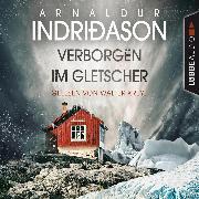 Cover-Bild zu Verborgen im Gletscher - Island Krimi (Gekürzt) (Audio Download) von Indriðason, Arnaldur