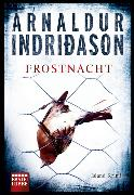 Cover-Bild zu Frostnacht von Indriðason, Arnaldur