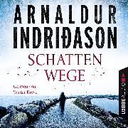 Cover-Bild zu Schattenwege - Island Krimi (Audio Download) von Indriðason, Arnaldur