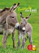 Cover-Bild zu Entdecke die Esel von Schmidt, Judith