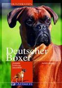 Cover-Bild zu Deutscher Boxer von Mielke, Kerstin