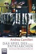 Cover-Bild zu Das Spiel des Patriarchen von Camilleri, Andrea