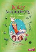 Cover-Bild zu Polly Schlottermotz 3: Attacke Hühnerkacke von Astner, Lucy