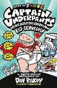 Cover-Bild zu Captain Underpants Band 2 - Angriff der schnappenden Kloschüsseln von Pilkey, Dav