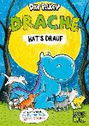 Cover-Bild zu Drache hat's drauf von Pilkey, Dav