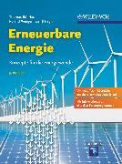 Cover-Bild zu Erneuerbare Energie (eBook) von Wengenmayr, Roland (Hrsg.)