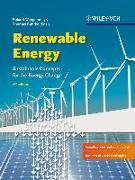 Cover-Bild zu Renewable Energy (eBook) von Wengenmayr, Roland (Hrsg.)