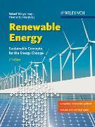 Cover-Bild zu Renewable Energy von Wengenmayr, Roland (Hrsg.)
