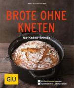 Cover-Bild zu Brote ohne Kneten von Weber, Anne-Katrin