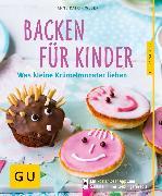 Cover-Bild zu Backen für Kinder (eBook) von Weber, Anne-Katrin