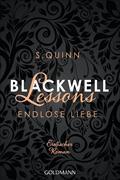 Cover-Bild zu Blackwell Lessons - Endlose Liebe von Quinn, S.