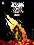 Cover-Bild zu Marvel's Jessica Jones: Playing with Fire (eBook) von Beukes, Lauren