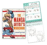 Cover-Bild zu The Manga Artist's Workbook von Hart, Christopher