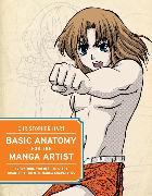 Cover-Bild zu Basic Anatomy for the Manga Artist (eBook) von Hart, Christopher