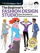 Cover-Bild zu The Beginner's Fashion Design Studio von Hart, Christopher
