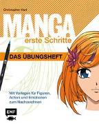 Cover-Bild zu Manga Erste Schritte - Das Übungsheft von Hart, Christopher