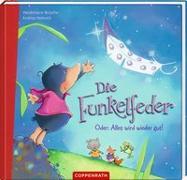 Cover-Bild zu Die Funkelfeder von Brosche, Heidemarie