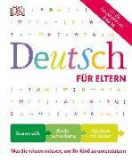 Cover-Bild zu Deutsch für Eltern von Hans G. Müller, Hans G.