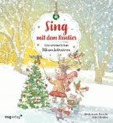 Cover-Bild zu Sing mit dem Rentier (eBook) von Brosche, Heidemarie