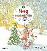 Cover-Bild zu Sing mit dem Rentier von Brosche, Heidemarie
