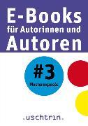 Cover-Bild zu Musterexposés (eBook) von Uschtrin, Sandra (Hrsg.)