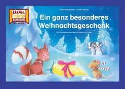 Cover-Bild zu Kamishibai: Ein ganz besonderes Weihnachtsgeschenk von Brosche, Heidemarie