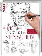 Cover-Bild zu Die Kunst des Zeichnens - Menschen von frechverlag