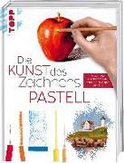 Cover-Bild zu Die Kunst des Zeichnens Pastell von frechverlag