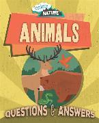 Cover-Bild zu Animals von Dickmann, Nancy
