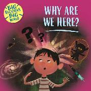 Cover-Bild zu Why are we here? von Dickmann, Nancy