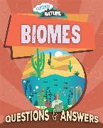 Cover-Bild zu Biomes von Dickmann, Nancy