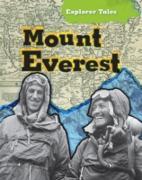 Cover-Bild zu Mount Everest (eBook) von Dickmann, Nancy