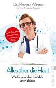 Cover-Bild zu Alles über die Haut von Wimmer, Johannes