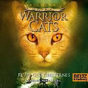 Cover-Bild zu Warrior Cats - Die Macht der drei. Fluss der Finsternis (Audio Download) von Hunter, Erin